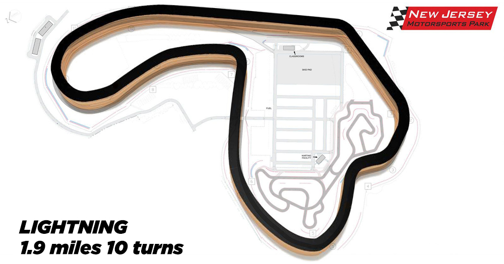 NJMP LIGHT MAP