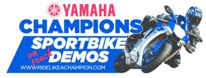 sportbike demo logo YCRS script