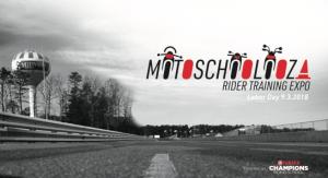 YCRS announces MotoSchoolooza | Yamaha Champions Riding School