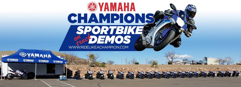 Demo Program | Yamaha Champions Riding School