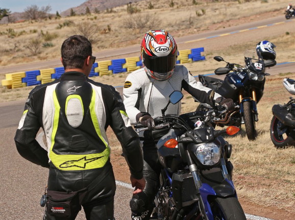 Correct Motorcycle Training Provides More Joy