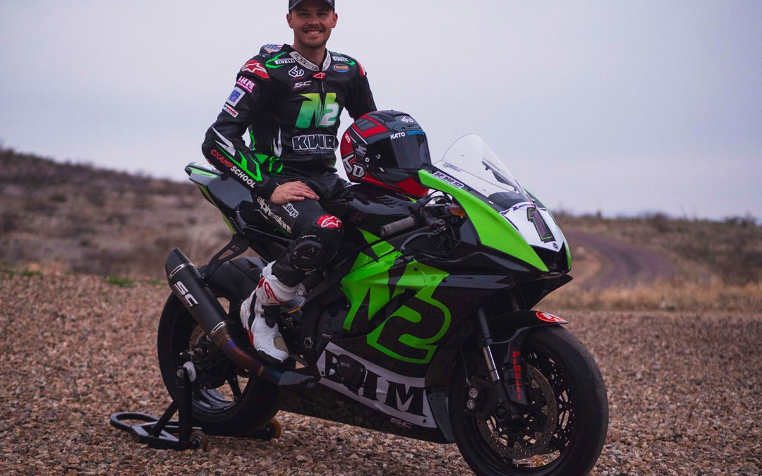 KYLE WYMAN RETURNS FOR DAYTONA 200 DEFENSE WITH N2 RACING TEAM