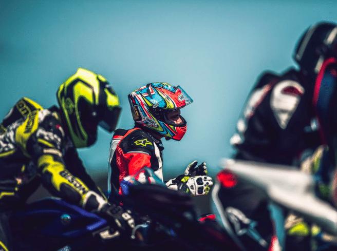 One Car Racer + Yamaha Champions Racing School = Thinking Outside the (Ahem) Box