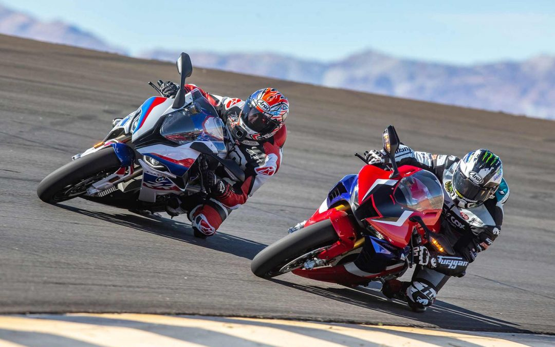 Safe and Repeatable Passing for Trackday Riders