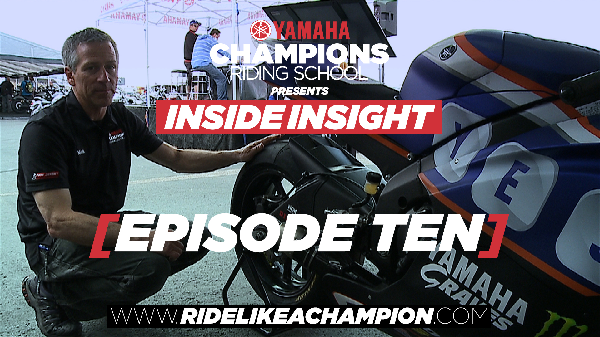 "INSIDE INSIGHT Ep. 10 ""REAR BRAKE"" with Ken Hill & Nick Ienatsch"