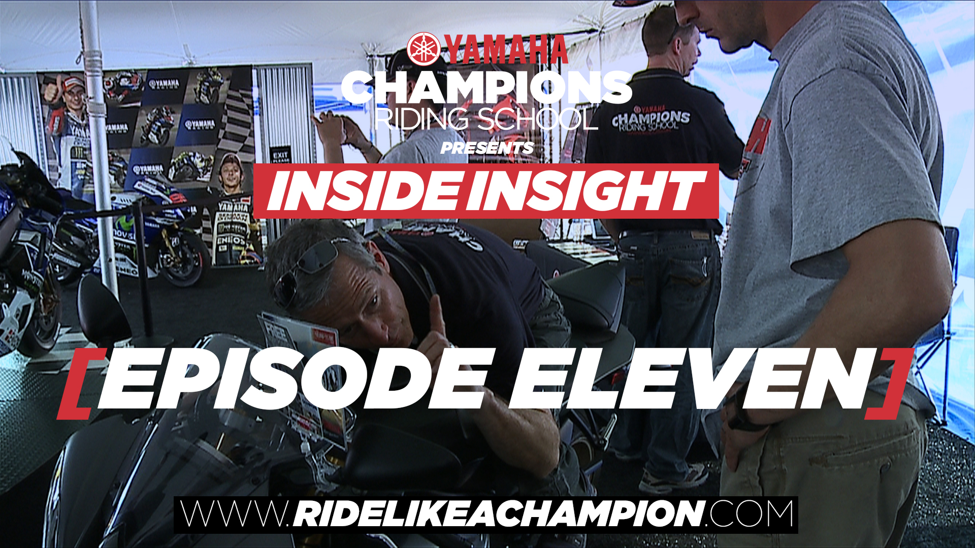 "INSIDE INSIGHT Ep. 11 ""BUTT AND BRAKES"" with Nick Ienatsch"