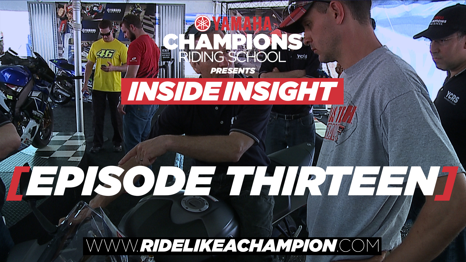 "INSIDE INSIGHT Ep. 13 ""FINGER BRAKING"" with Nick Ienatsch"