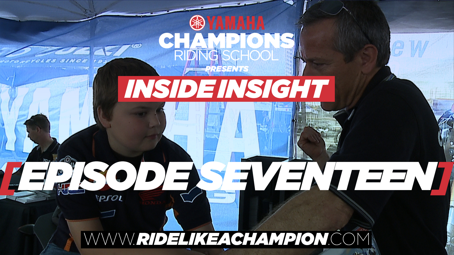 "INSIDE INSIGHT Ep. 17 ""LEAN ANGLE"" with Nick Ienatsch"