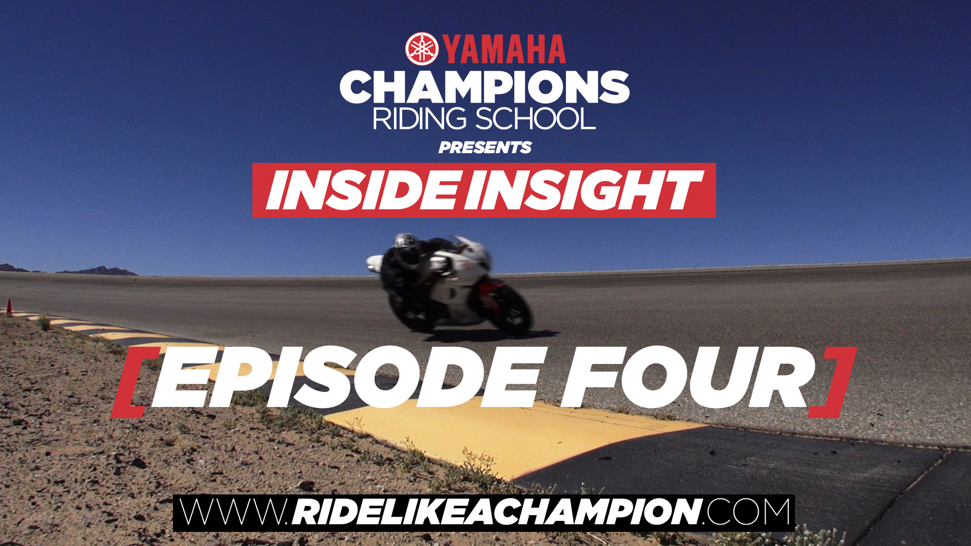 "INSIDE INSIGHT Ep. 4 ""USE THE WHOLE TRACK""with Ken Hill"