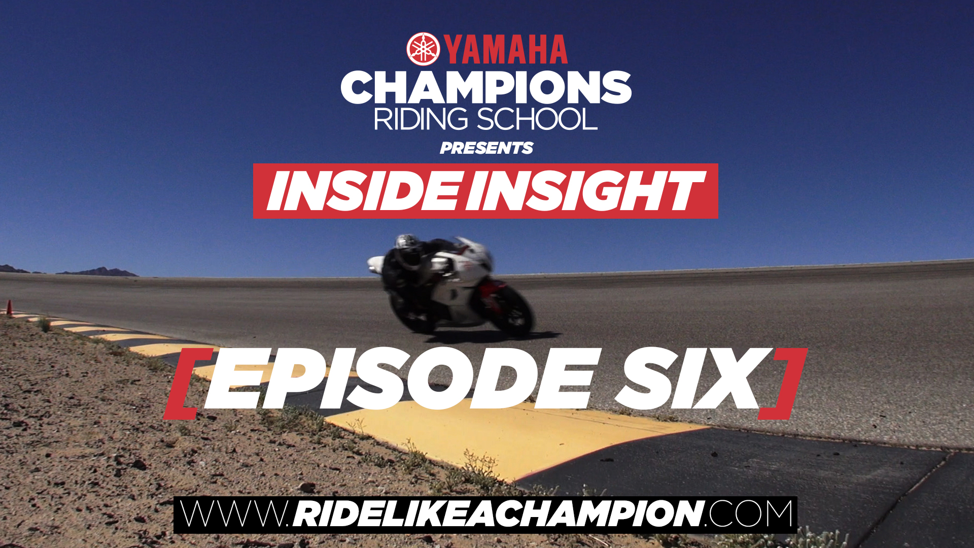 "INSIDE INSIGHT Ep. 6 ""BRAKING"" with Ken Hill"