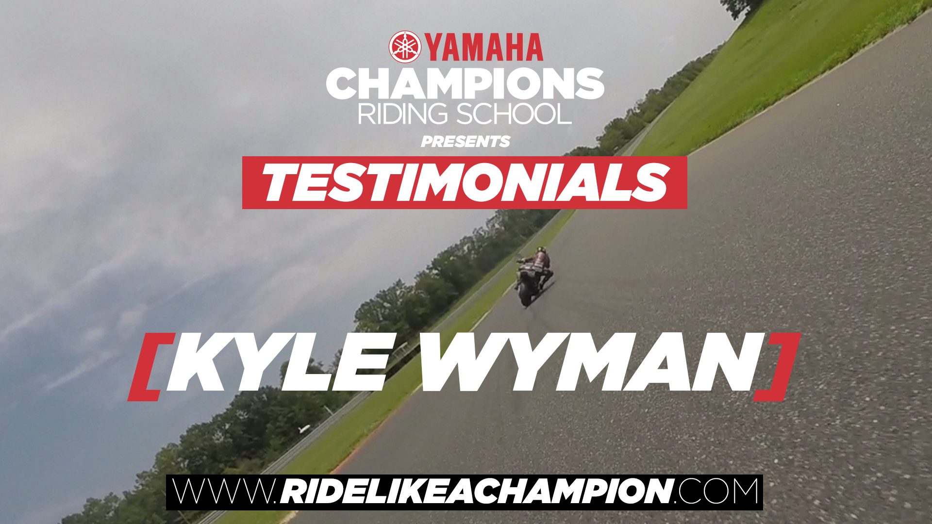 YCRS - Post School Interview - Kyle Wyman