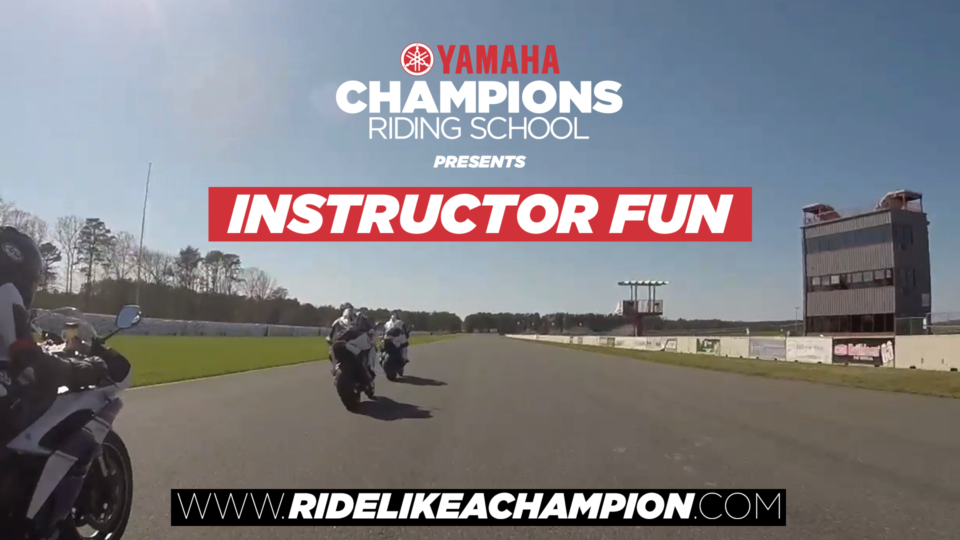 YCRS Instructor Fun // NJMP // Thunderbolt